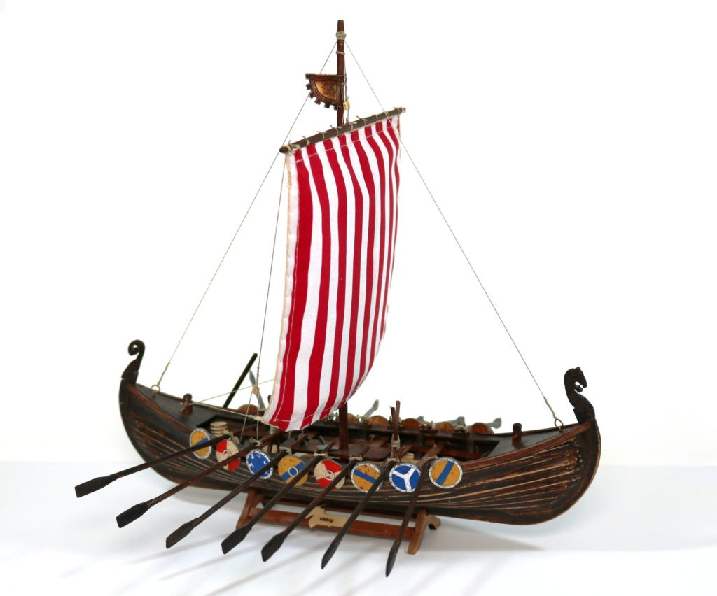 Drakar Viking de Artesania Latina