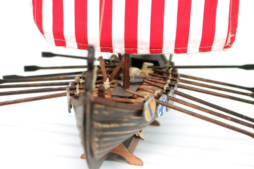 viking drakar artesania latina