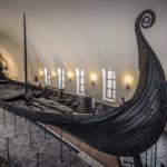 Drakkar Vikingo de Gokstad