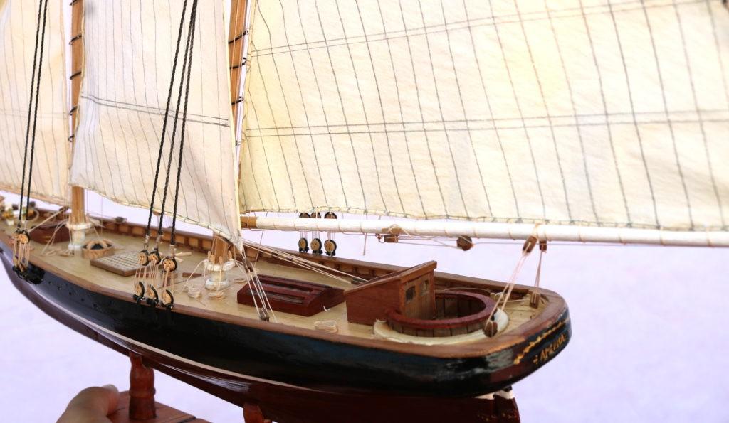 Popa del America Yacht 1:66