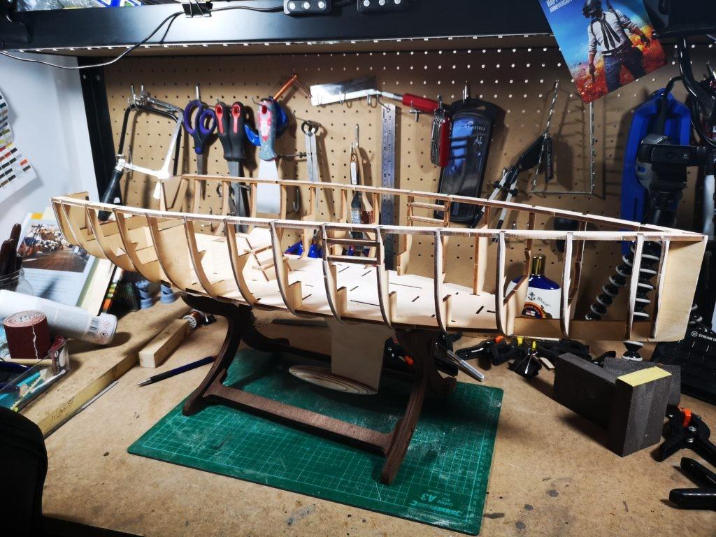Velero Freedom de New Model Ships