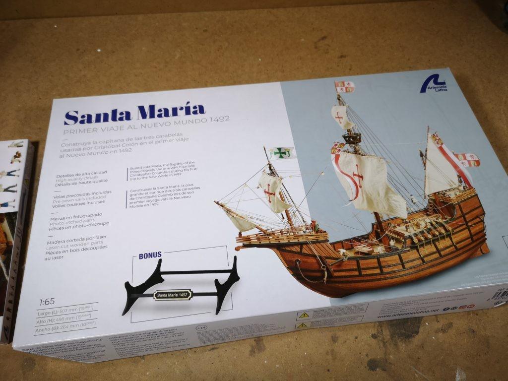 Santa Maria de Artesania Latina